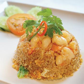 Thai corner fried rice