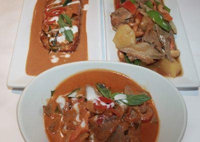 Thai corner - set menu