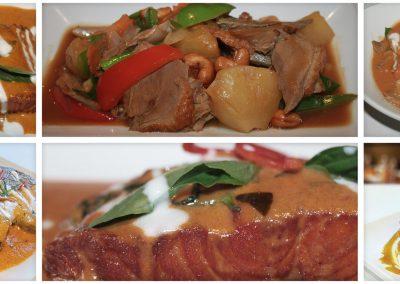 Thai corner food - a la carte